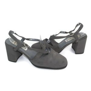 Unlisted Women's Gray Closed Sandals US Size 9.5